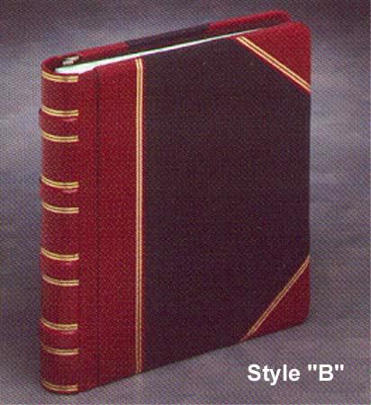 corporate minute book